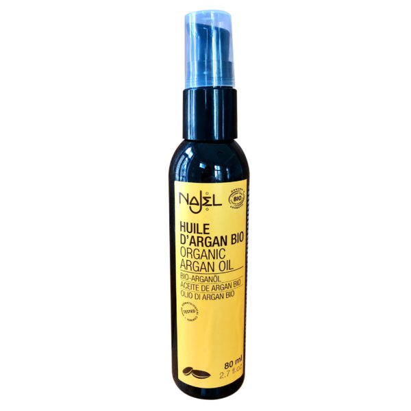 Gesunde Pflege für Haut und Haar Arganöl Haarpflege Produktbild