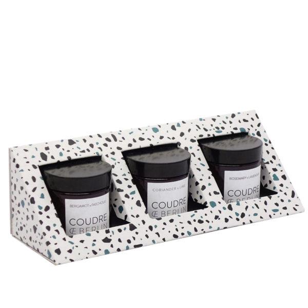 Aromatherapie Sojakerzen Geschenkset bei onpure kaufen