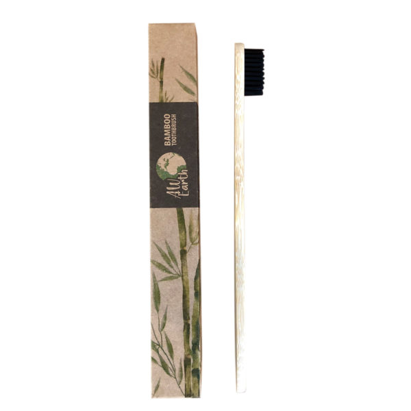 Bambus Zahnbürste aus Bambus von onpure