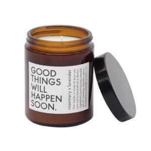 Good Things – Aromatherapie Sojakerze