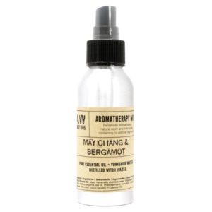 May Chang & Bergamotte – Aromatherapie Spray