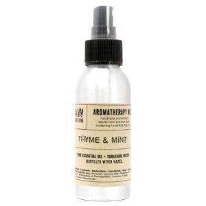 Thymian & Minze – Aromatherapie Spray