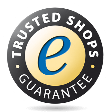 Trusted Shops Gütesiegel Badge onpure link