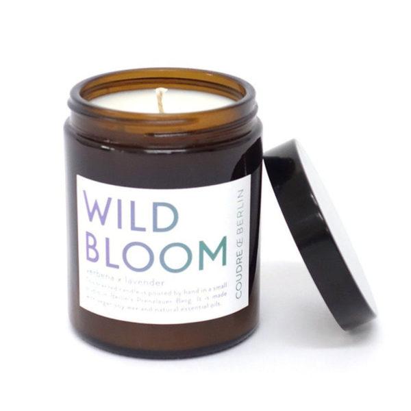 Wild Bloom Sojawachskerze bei onpure kaufen